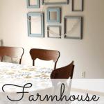 Budget-Friendly Farmhouse Gallery Wall