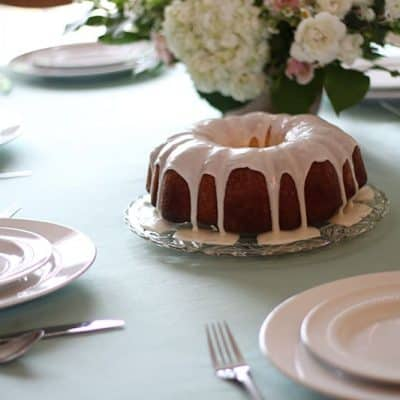 Ina Garten's Lemon Yogurt Cake