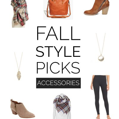 Cyber Monday PREP: Fall Style Picks