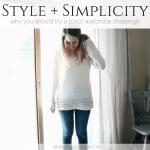 Style + Simplicity: Winter 10×10 recap