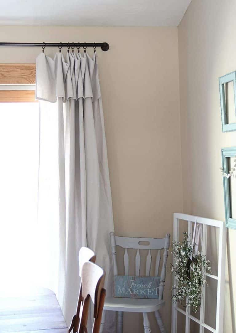 Drop Cloth Curtains – Reviewed | Part 2 |