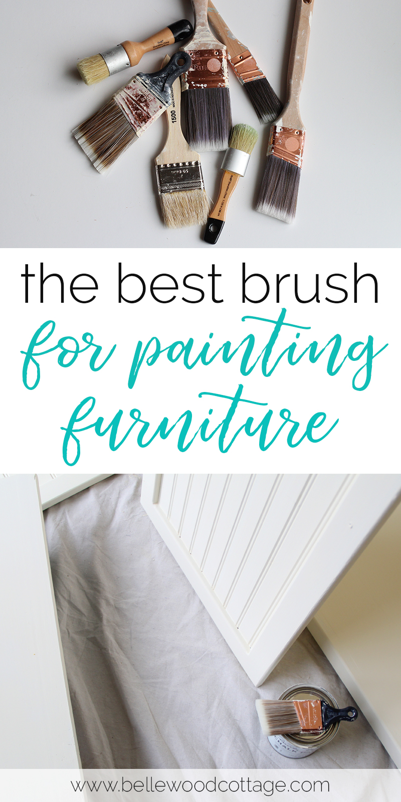 the best brush for painting furniture