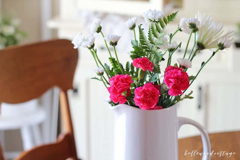 the surprising place I find budget-friendly flowers