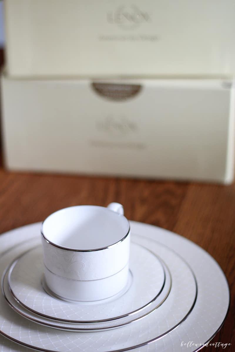 Lenox china