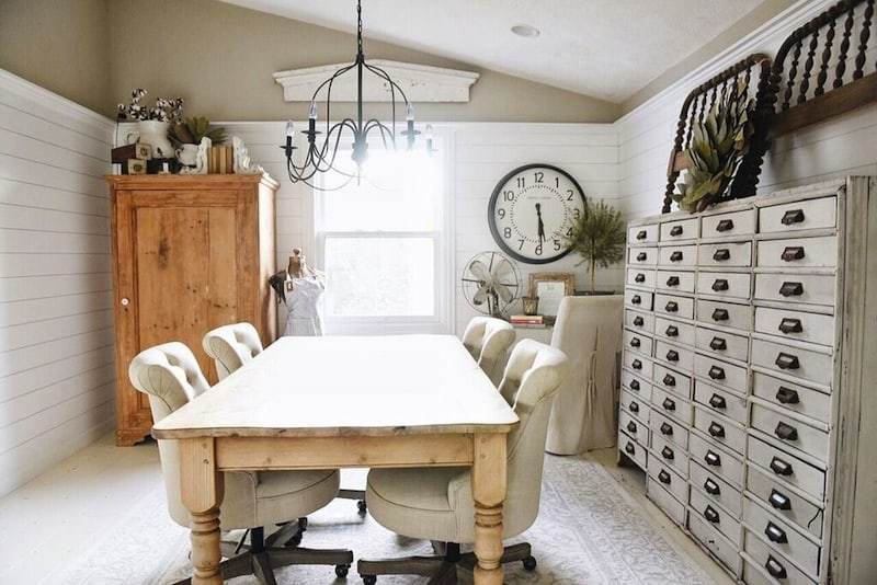 Farmhouse Office from Liz Marie Galvan