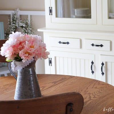finding contentment - 6 ways to transform your house