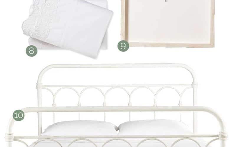 Cottage Bedroom Inspiration from Bellewood Cottage