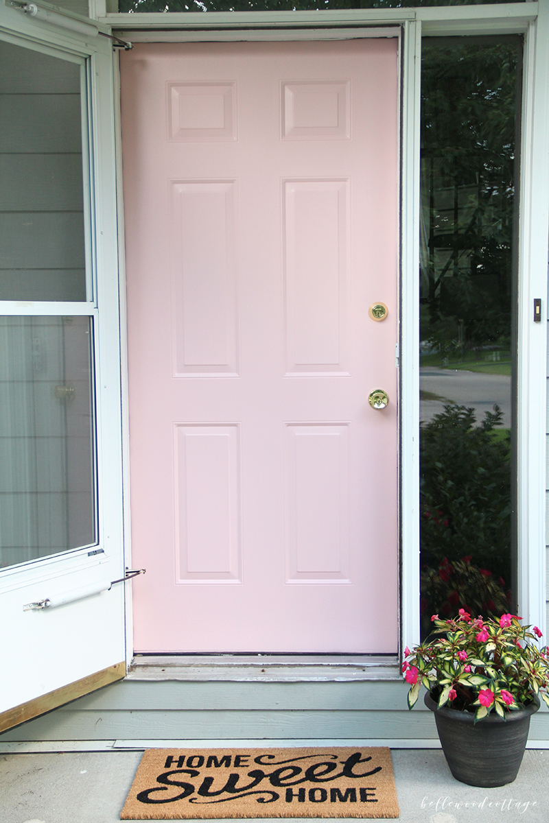 Want To Know How Paint Your Front Door Learn Choose The Right