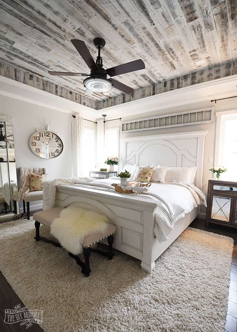 Join me over at Bellewood Cottage for inspiration, tips, and a shopping list to create your own French Country inspired master bedroom.