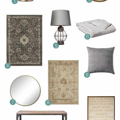 The Best Home Decor at Target