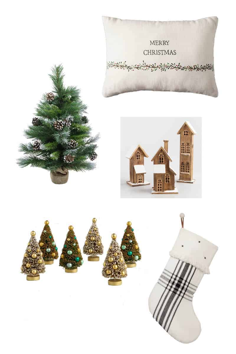 Budget Friendly Christmas Decor $30 or Less