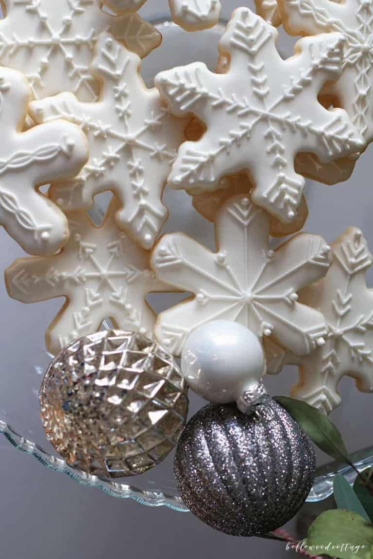 Decorate with Cookies for Christmas