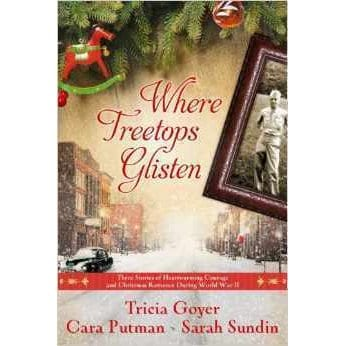 Where treetops glisten - favorite holiday books for Christams