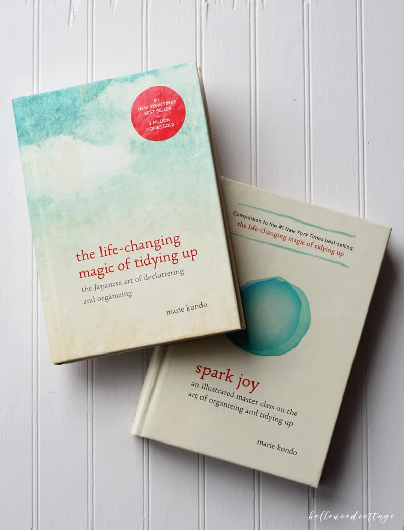 Join me for an honest review of the KonMari method and Marie Kondo's book, The Life-Changing Magic of Tidying Up. Is tidying up really life-changing? I'll share my thoughts on what worked for me (and what didn't!) and tackle some of the controversial aspects of the method. BellewoodCottage.com
