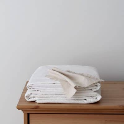 How To Bleach Drop Cloths Successfully