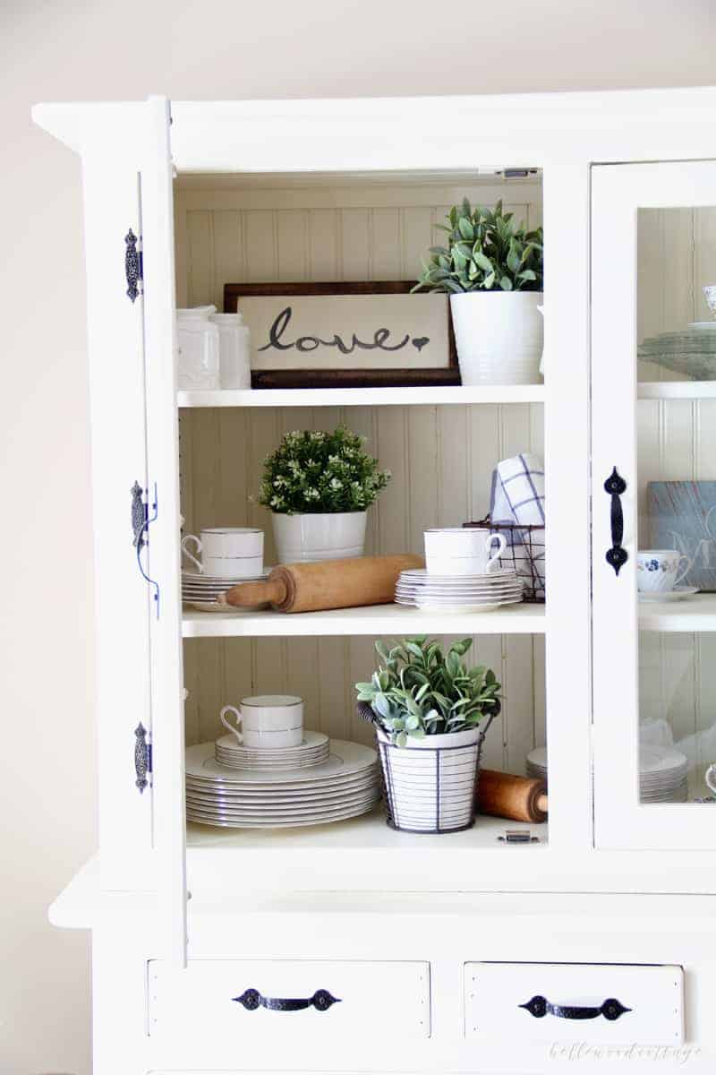 My Best Tip for Inexpensive Spring Decor