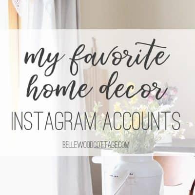 A Few of My Favorite Instagram Accounts