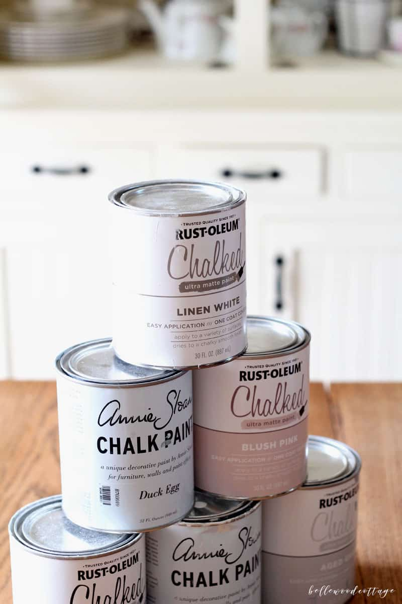 What's so great about chalk paint? It's popular and seemingly everywhere these days, but it's not necessarily right for every project. Learn what is so great about chalk paint, plus when you should (and shouldn't!) use it.
