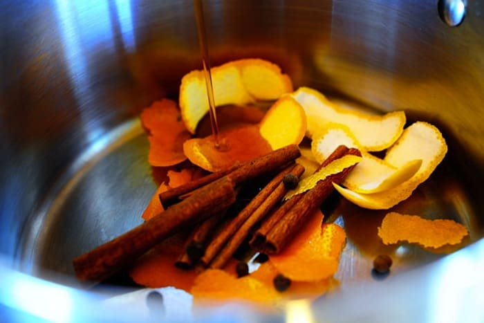 apple cider spices