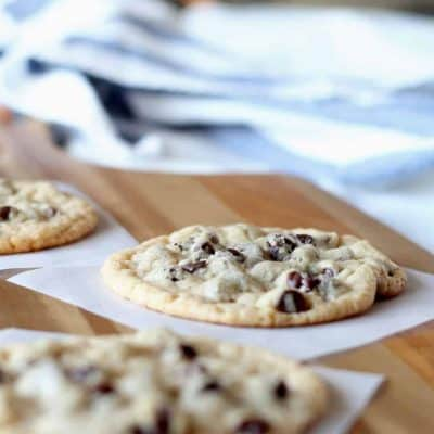 Jumbo Chewy Chocolate Chip Cookies Recipe