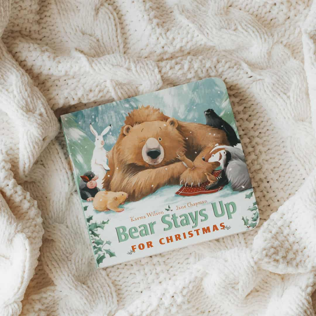 Bear Stays Up for Christmas Book Review