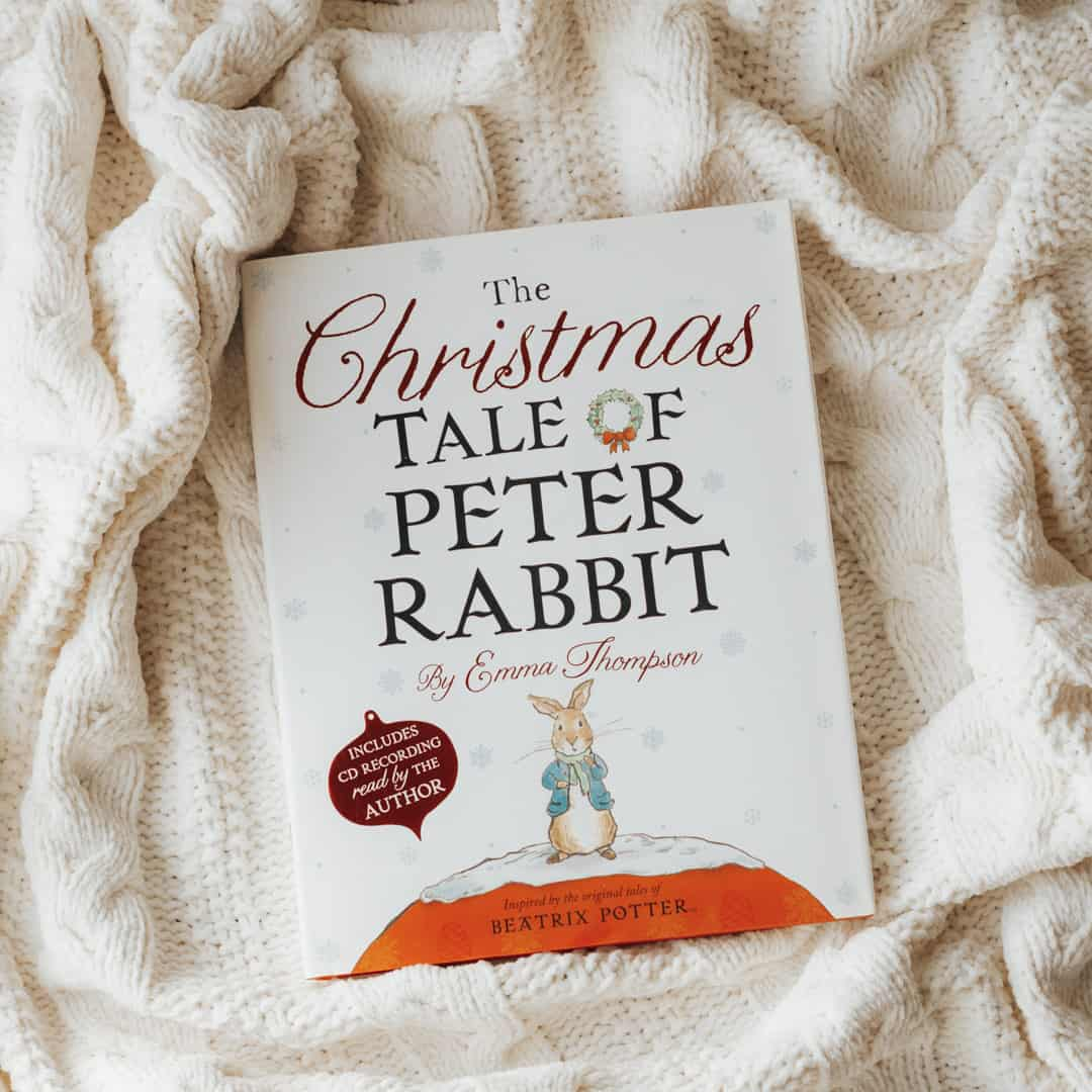 The Christmas Tale of Peter Rabbit by Emma Thompson Book Review