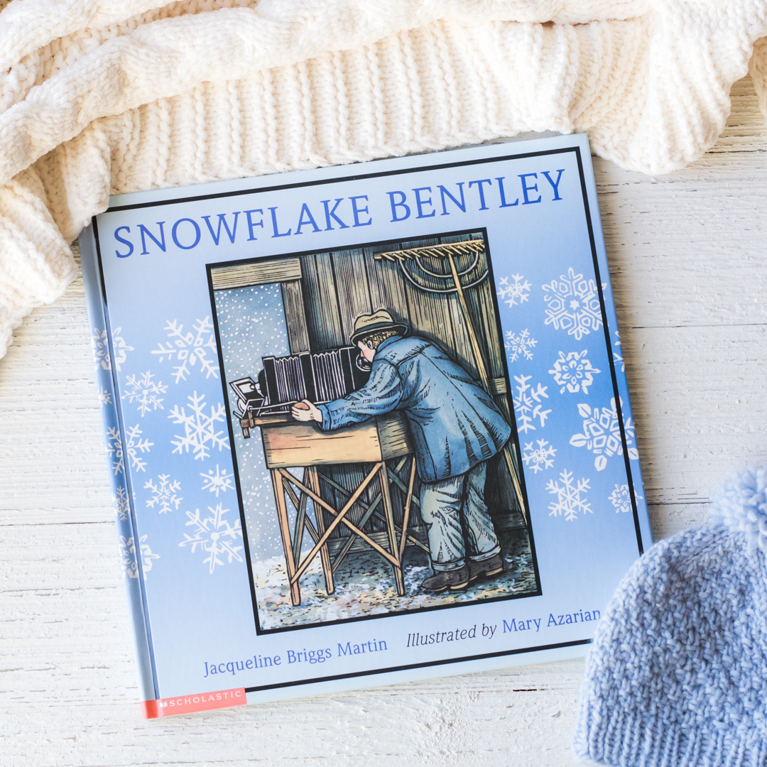 Snowflake Bentley Book Review