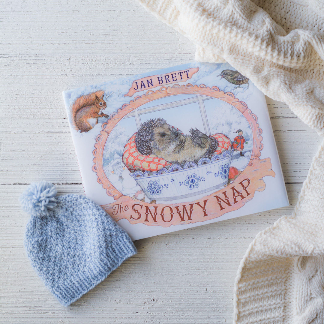The Snowy Nap by Jan Brett Book Review