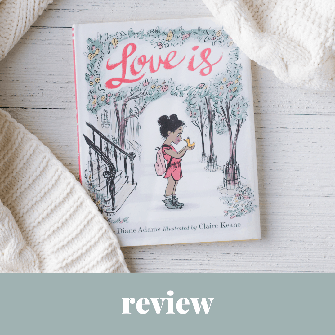 Love Is by Diane Adams – A Book Review