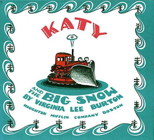 Cover photo of Katy and the Big Snow