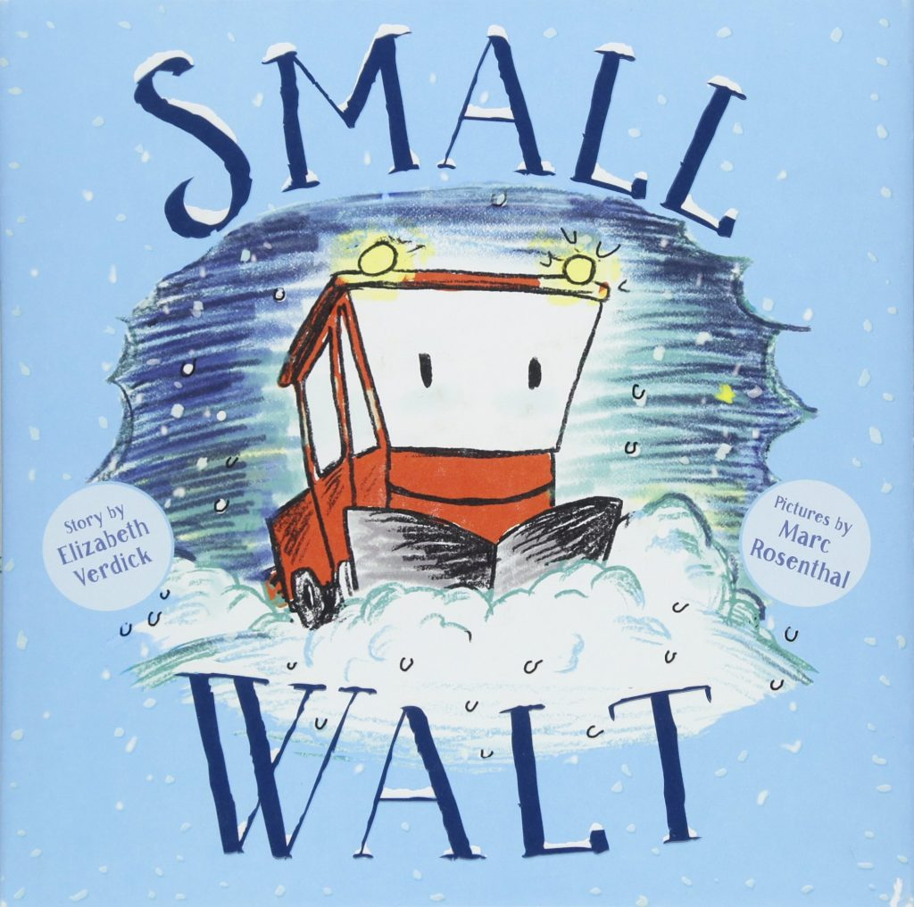 Book cover of Small Walt