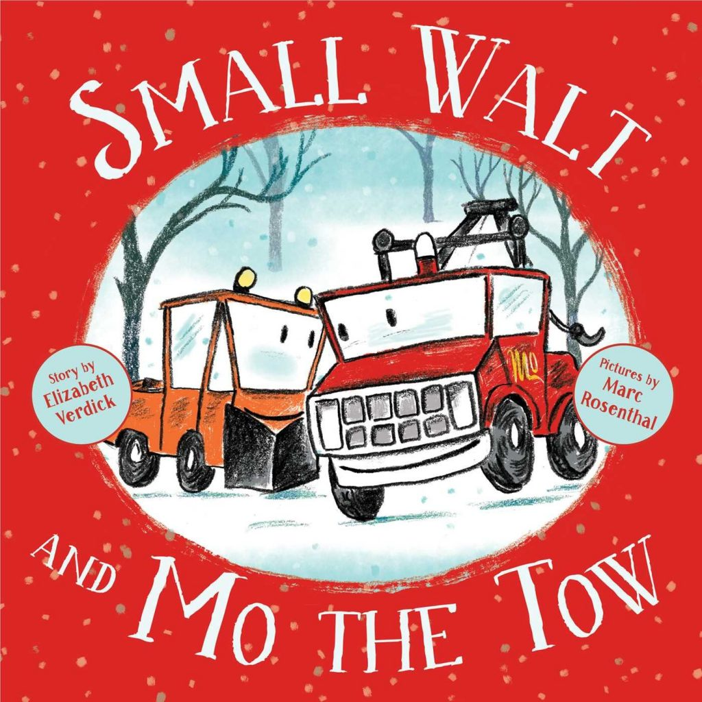 Book cover of Small Walt and Mo the Tow
