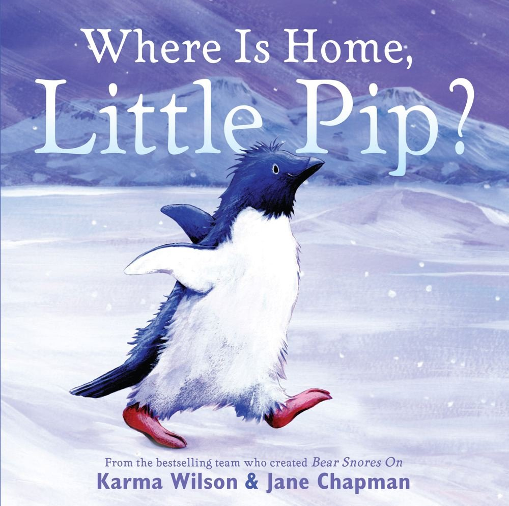 Where Is Home, Little Pip - book cover.