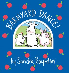 Barnyard Dance book cover.