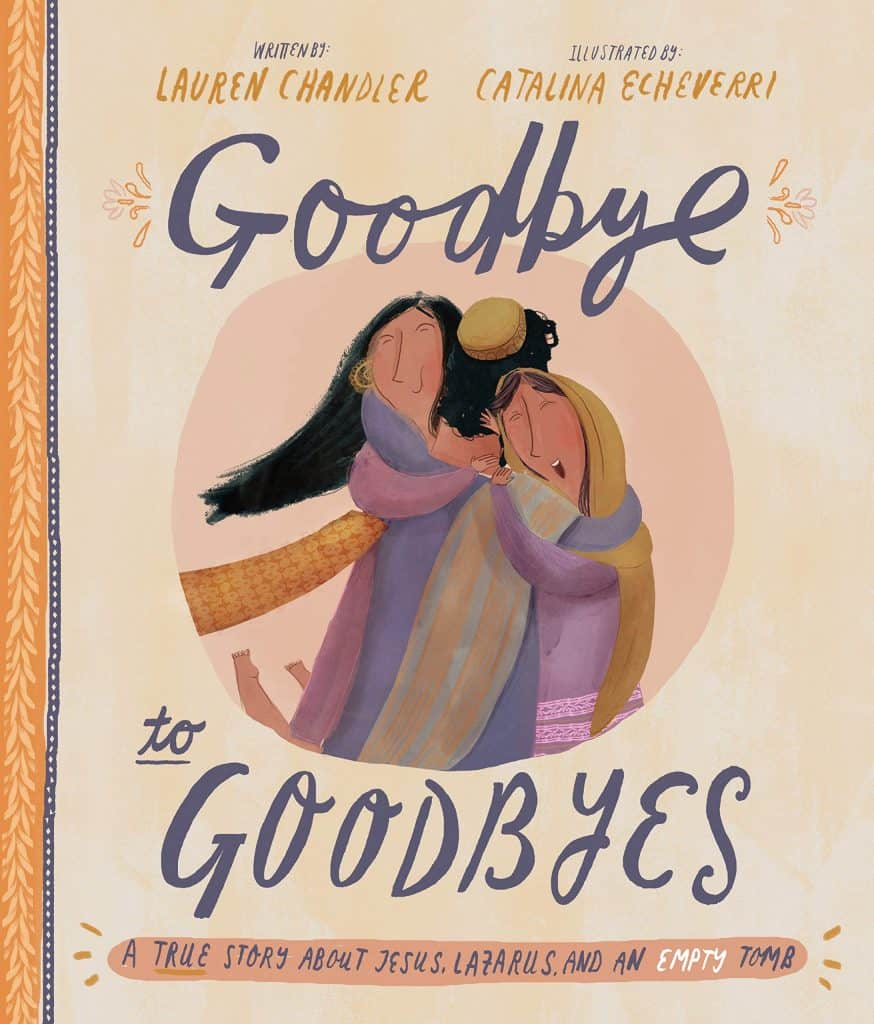 Goodbye to Goodbyes book cover.