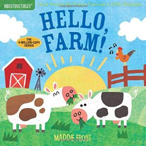 Hello Farm Book Cover