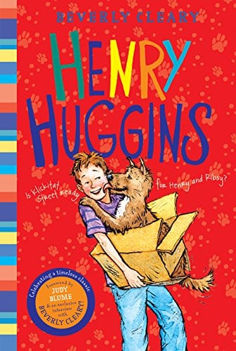 Henry Huggins book cover.