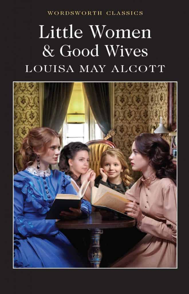 Little Women book cover.
