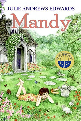Mandy by Julie Andrews Edwards book cover.