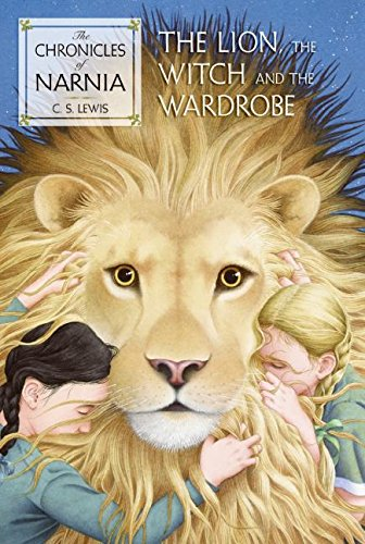 The Lion, the Witch, and the Wardrobe book cover.