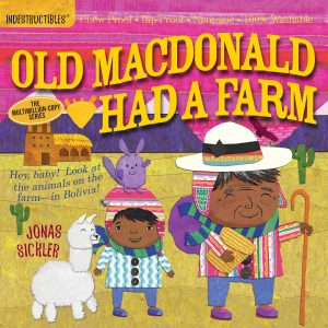 Old Macdonald Had a Farm book cover.