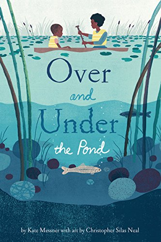 Over and Under the Pond book cover.