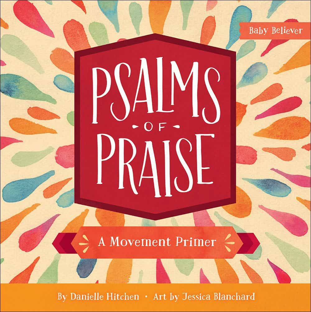 Psalms and Praise book cover.