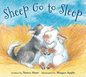 Sheep Go to Sleep book cover.