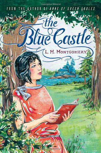 The Blue Castle book cover.