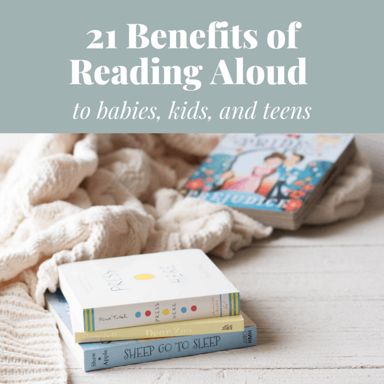 21 Benefits of Reading Aloud to Babies, Kids, and Teens