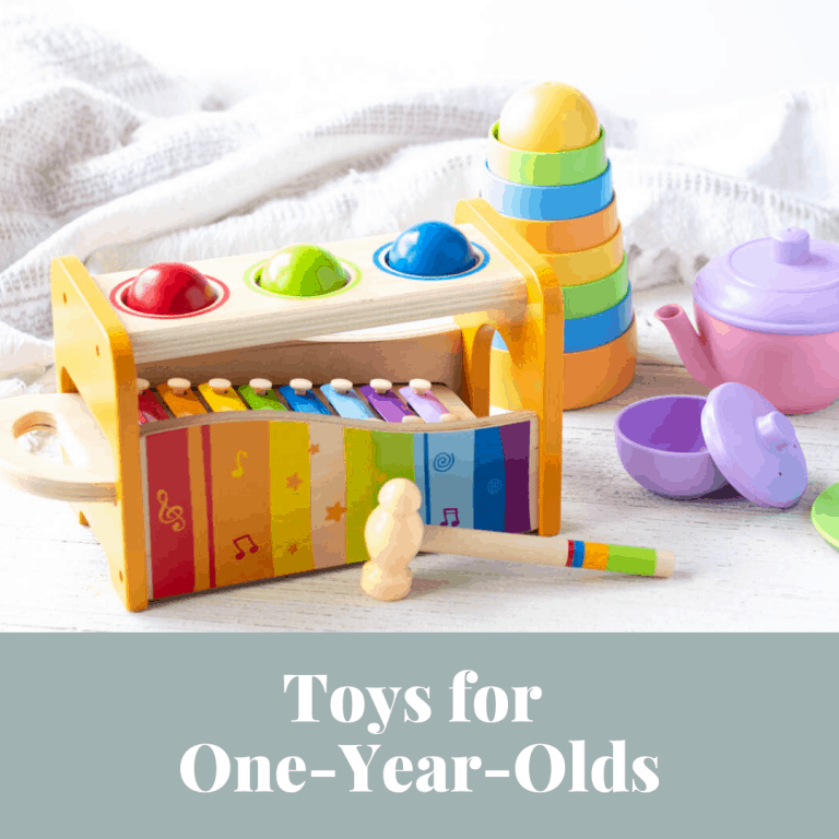 Educational Toys for One-Year-Old Toddlers…Under $25