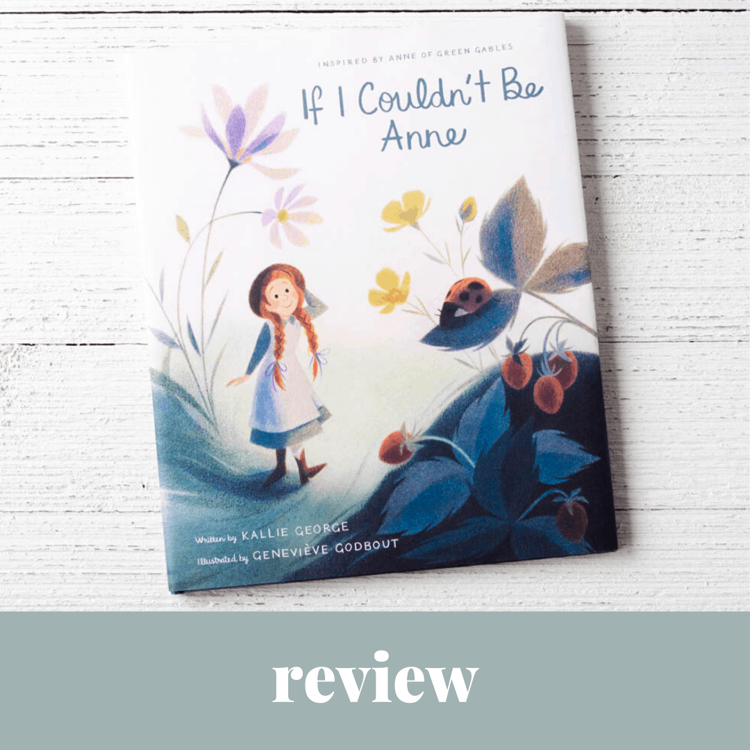 If I Couldn't Be Anne Book Review