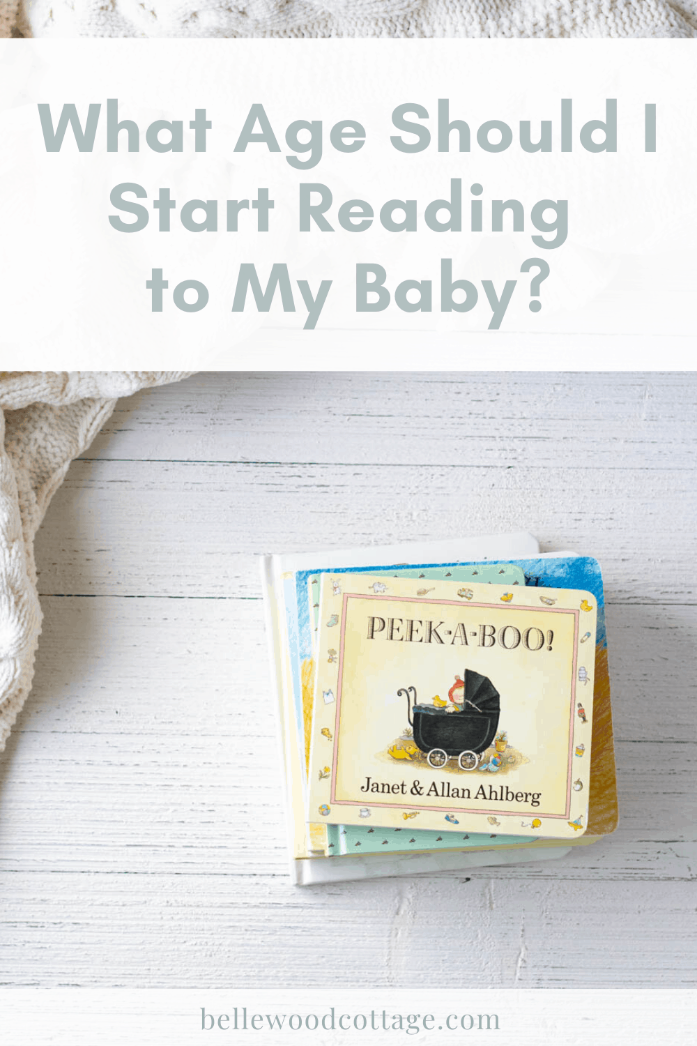 What age should I start reading to my baby? Whether you have a newborn or a toddler, learn all about the right time to start reading aloud. Reading aloud with your baby is one of the best infant activities to do with your newborn (and your growing baby!).