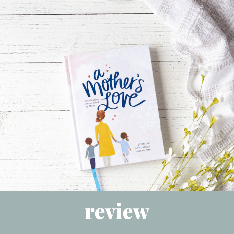 A Mother's Love | Book Review